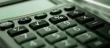 Calculatrice financi�re